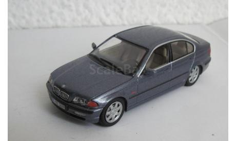 BMW 3er E46 Limousine 1998-2005 1:43 Schuco, масштабная модель, 1/43