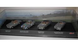 4 шт Мерседес Mercedes - 280SL , 300SL , 560SL , 300SL