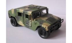 Хаммер HUMMER H1 HUMVEE SUV - 1:40 MAISTO, масштабная модель