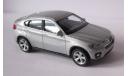 WELLY BMW X6 1:43, масштабная модель, 1/43