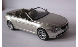 BMW 6 серии Кабриолет E64 2003-10 1:43 kyosho