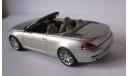 BMW 6 серии Кабриолет E64 2003-10 1:43 kyosho, масштабная модель, 1/43
