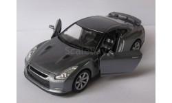 Nissan GT - R   Welly, масштабная модель