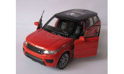 Range Rover Sport    Welly, масштабная модель