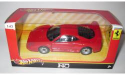 Ferrari F40 Hot Wheels 1:43