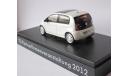 2012 volkswagen vw Up!  4 двери te-партнер   1:43 SCHUCO, масштабная модель, 1/43