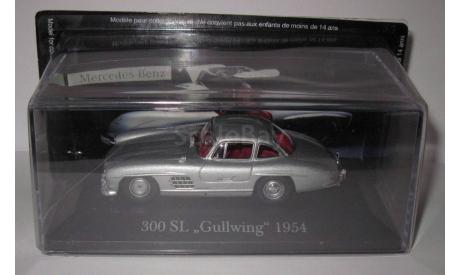 Mercedes benz 300Sl  ' Gullwing  ' 1954  1:43, масштабная модель, 1/43, Mercedes-Benz