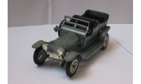Rolls Royce 1907 1:43, масштабная модель, Matchbox, scale43