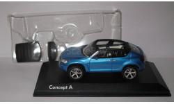 Vw Volkswagen  Concept  A  2006  1/43  Norev, масштабная модель, 1:43
