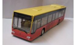 Автобус Mercedes - Benz 1:43 NZG, масштабная модель, Mersedes, 1/43