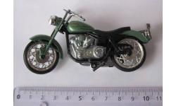 Harley davidson  масштаб 1/24 Guisval