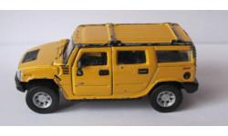 HUMMER H2 SUV 1:46  Maisto  diecast metal model
