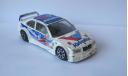 BMW M 3  1:43 Burago, масштабная модель, 1/43