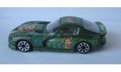 Dodge Viper GTS Coupe 1:43 Burago