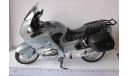 Модель мотоцикла   BMW R 1100 RT  1:10  GUILOY, масштабная модель мотоцикла, 1/10
