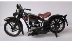 Модель мотоцикла Harley Davidson 1928 JDH twin cam Maisto 1/18