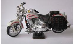 Модель мотоцикла Harley Davidson Heritage Springer 1-18  Maisto