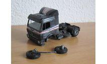 Фура, грузовик тягач Mercedes Benz 1748 1:43 NZG, масштабная модель, scale43, Mercedes-Benz