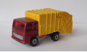 Matchbox Lesney No.36 Refuse Truck, масштабная модель