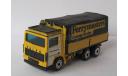 VOLVO CONTAINER TRUCK 1:90 Matchbox, масштабная модель