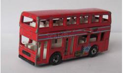Matchbox Superfast#17 The Londoner Bus, масштабная модель