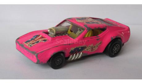 Matchbox Speed Kings Ford Mustang, масштабная модель