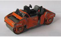Siku 1/55 HAMM HD 90 каток, масштабная модель трактора