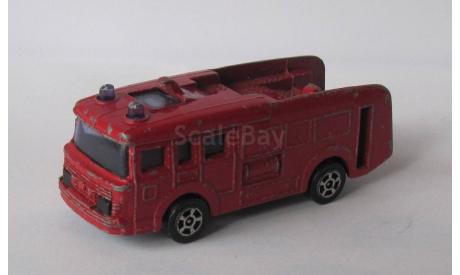 ERF FIRE TENDER  CORGI (Made in Great Britain), масштабная модель