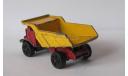 TEREX R35 REAR DUMP CORGI (Made in Great Britain), масштабная модель