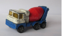 SCAMMELL CONCRETE MIXER CORGI (Made in Great Britain), масштабная модель