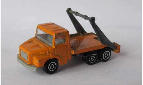 Scania Truck Multi Benne MAJORETTE (Made in France ), масштабная модель