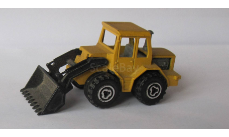 TRACTO MAJORETTE (Made in France ), масштабная модель трактора