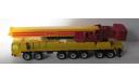 SIKU 1623 - Mega Lifter, Kran, масштабная модель