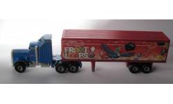 Matchbox Convoy Kenworth Aerodyne + Trailer