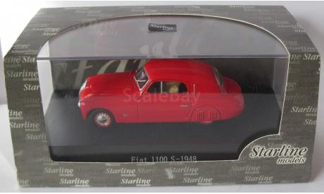 Starline Models 1948 Fiat 1100 S  1/43, масштабная модель, 1:43