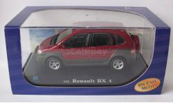 Renault Scenic Rx4 2.0 16V 1:43  Die Cast Metal