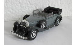 Maybach Zeppelin DS8 Cabrio Cabriolet 1930-37 1:43 Minichamps