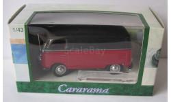 VW Volkswagen T1 Transporter 1/43 CARARAMA