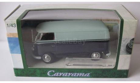 VW Volkswagen T1 Transporter 1/43 CARARAMA, масштабная модель, 1:43