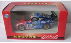 PORSCHE 911 GT3 Cup Recaro 24h Nürburgring 2004 1:43 Schuco, масштабная модель, 1/43