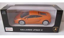 Lamborghini Gallardo LP 560-4 1:43  Rastar, масштабная модель, 1/43