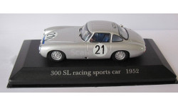 MERCEDES 300 SL 'racing sports car'  1952 1:43