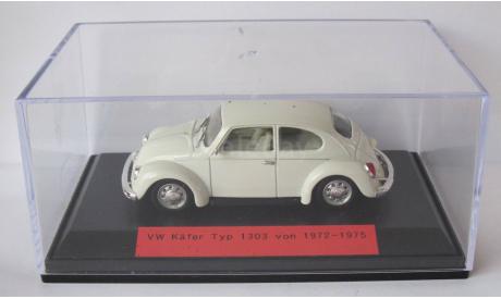 VW  Volkswagen Käfer Typ 1303  1972-1975  1:43, масштабная модель, 1/43