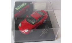 Porsche 911 Turbo Guars RED 2000  1:43 VITESSE