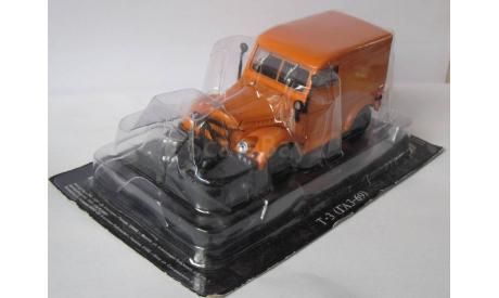 Т 3 (ГАЗ 69)  Автомобиль на службе (DeAgostini), масштабная модель, 1:43, 1/43