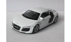 Audi R8 1:43 welly, масштабная модель, scale43