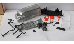 MERCEDES 407 D KIT  SOLIDO