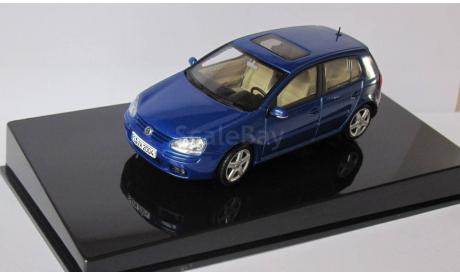 VW  Volkswagen  Golf V 5 дверей  1:43 AutoArt, масштабная модель, 1/43