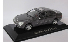 Mercedes Bens S 500  1:43 Maisto