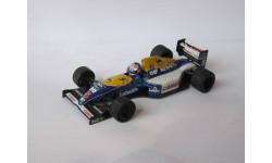 Гран-при Формула 1 F1 Williams renault FW14  1:43 Onyx, масштабная модель, 1/43